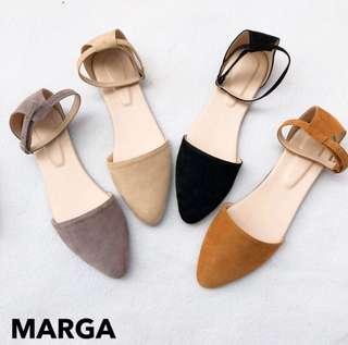 Marga Flats 🖤 (Pre-Order)