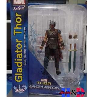 Marvel Select thor ragnarok: Gladiator thor