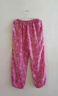 Celana Panjang Sutra