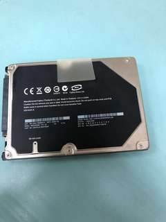 MACbook hhd 250gb