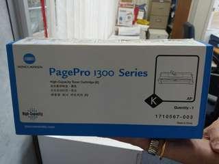 BNIB Konica Minolta Printer Toner PagePro 1300