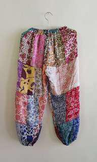 Celana Aladin Perca Sutra