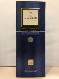 Martell Estate Reserve Whisky 麥卡倫威士忌吉盒