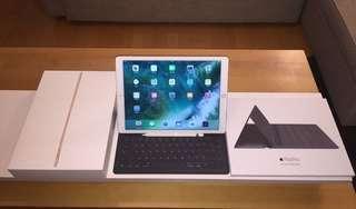 Apple Ipad pro 12.9 cellular+wifi 1st gen 128GB Gold