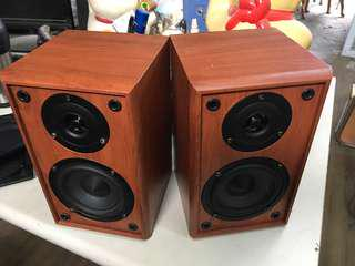 Rogers speaker