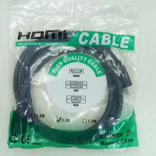1.5米 HDMI Cable