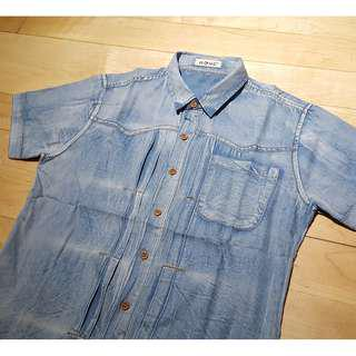 GKYC denim  shirt