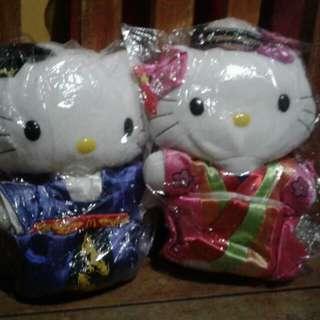 Hello Kitty Korean Couple