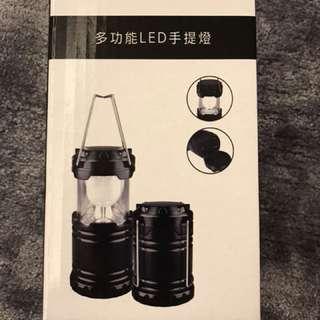🚚 多功能LED手提燈 華映 股東會紀念品