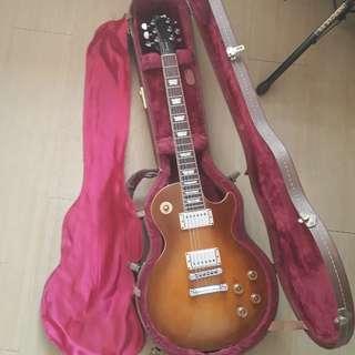 JUAL VINTAGE ASLI Collectors Grade gitar GIBSON LES PAUL Standard Nashville, USA 1999