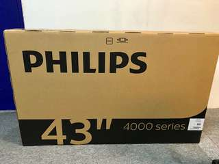 Philips 4000series 43inch