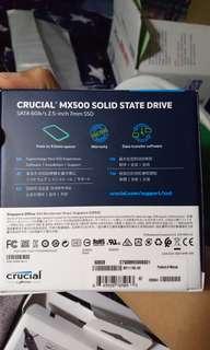 Micron Crucial MX500 500gb