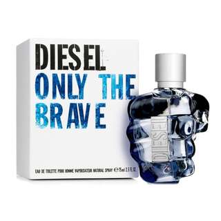 DIESEL ONLY THE BRAVE EDT FOR MEN