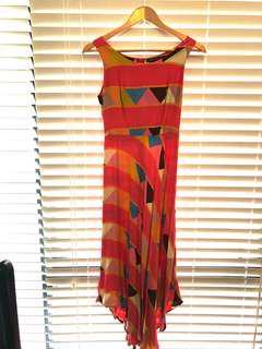 Mister Zimi Juanita vintage maxi dress