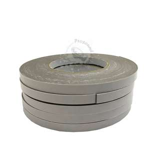 DOUBLE SIDE TAPE GREY&WHITE (10MM X 8M) 5 ROLL 1 SET