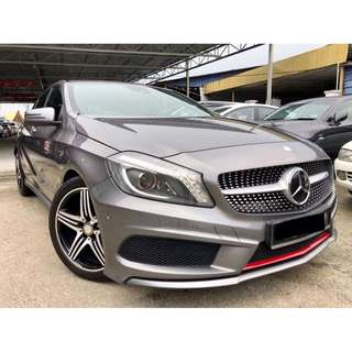 2015 Mercedes Benz A250 2.0 (A) LOCAL UNDER WARNTY