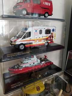Tiny消防船