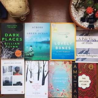 Assorted Novels