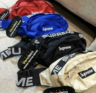 Supreme Waist Bag SS18 Mirror