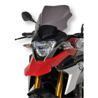 Ermax High Screen for BMW G310GS