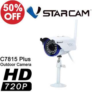 Vstarcam C7815 Plus Wireless IP  720P Outdoor Waterproof