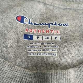 champion tee size s 100% authentic