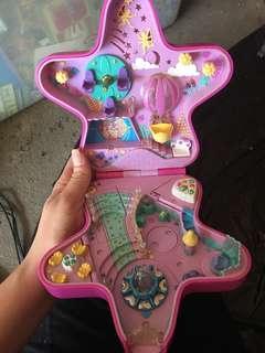 Polly Pocket Bluebird 1993 Fairylight Wonderland Complete