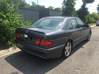 Mercedes E280 1997