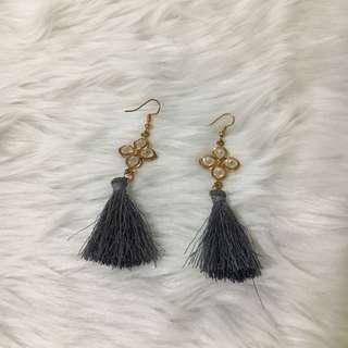 Rush!!! Tassel Earrings