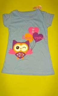 t-shirt popscl authentic size 2T