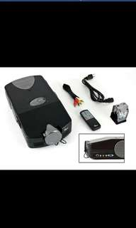 Brand new projector ideal for movie night, presentation and outdoor and indoor activities