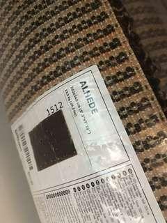 IKEA 地毯(全新未打開過)啡色