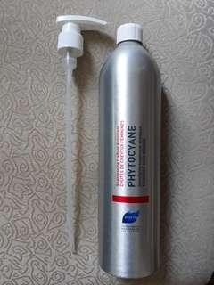 Phyto Phytocyane Hair Densifying Treatment Shampoo 1 litre