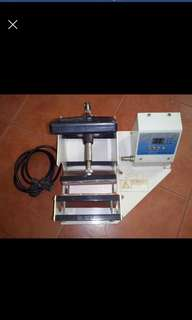 Mug press and id cutter