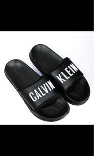 Calvin Klein sliders