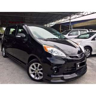 2011 Perodua Alza 1.5 (A) ORIGINAL GOOD CONDITION