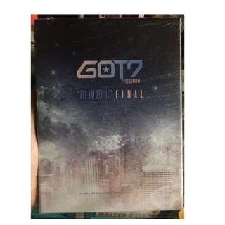 [GOT] FLY IN SEOUL DVD YUGYEOM BOOKMARK
