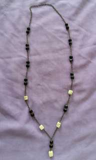 Stones Necklace original from Balikpapan/Kalimantan