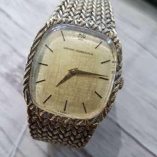 Girard Perregaux Manual Winding Vintage Watch