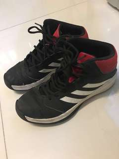 Addidas Rubber shoes for kids size in US 5 1/2