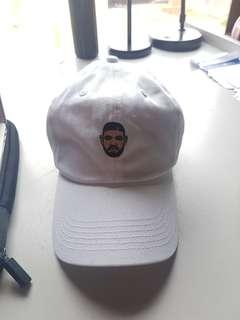 WHITE DRAKE CAP