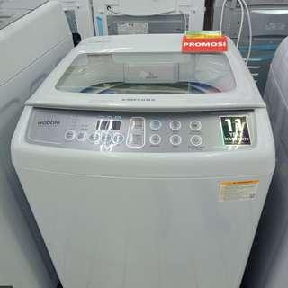 Mesin cuci bisa cicil cukup bayar 199000