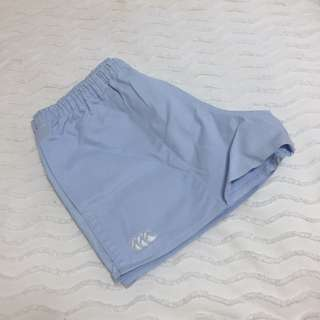 Baby Blue Canterbury Shorts