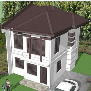 120sq.m lot House and Lot in Cresta verde Executive Subd. Novaliches Quezon City