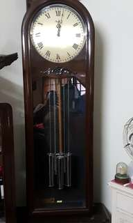 Antique Mauthe Grandfather Clock