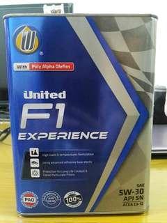 Oli ORI United F1