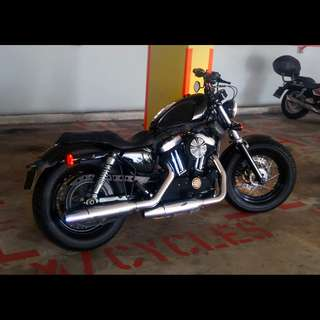 2023 Harley Davidson Sportster Forty-Eight (XL1200X 48)