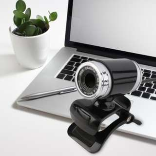 (533)USB 50MP HD Webcam Web Cam Camera for Computer PC Laptop Desktop