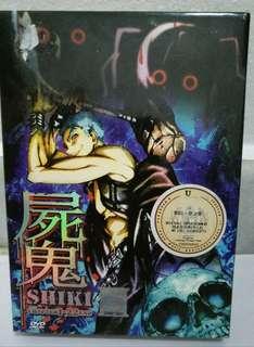 Shiki屍鬼 Original DVD(Chapter 1-22 End)