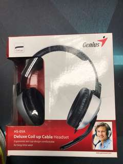 Genius Hs-p05A Headset